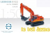 LIEBHERR R922 COLAS