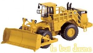 CATERPILLAR 854G Bouteur