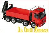 ACTROS rouge