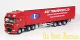 DAF XF105 Kay Transport