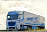MP4 Actros GigaSpace EUROPE FLYER