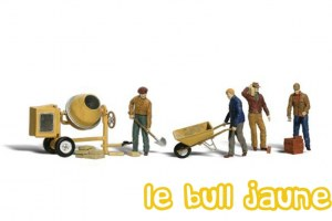 LOT DE FIGURINES MACONNERIE