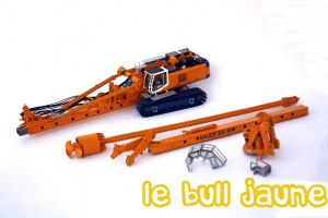 BAUER BG40 Kelly équipement