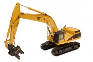 CATERPILLAR 375L démolition