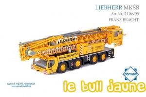 LIEBHERR MK 88 FRANZ BRACHT