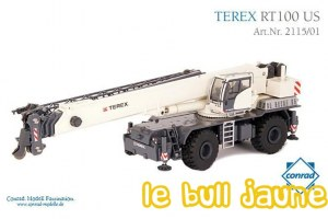TEREX RT 100 US