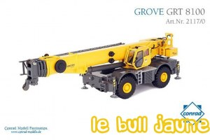 GROVE GRT 8100