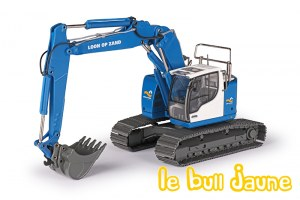 LIEBHERR R926C LOON OP SAND