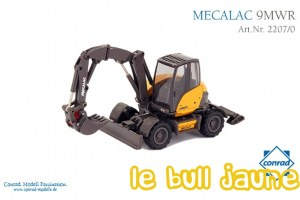 MECALAC 9MWR