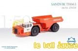 SANDVIK Dumper TH663