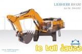 LIEBHERR R9100 JAUNE