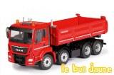 MAN TGS Euro 6c rouge