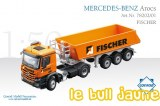 MB AROCS FISHER