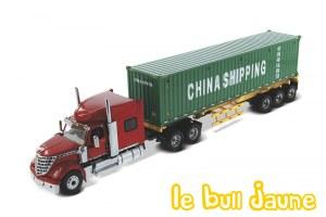 INTERNATIONAL semi container
