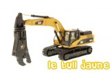 CATERPILLAR 330DL cisaille