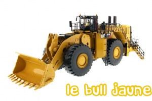 CATERPILLAR 994K jaune