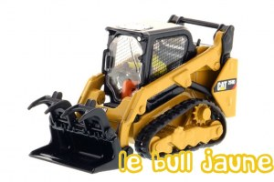 CATERPILLAR 259D chargeur