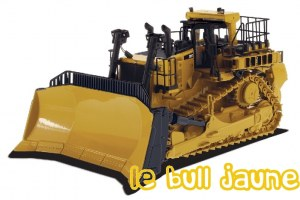 CATERPILLAR D11T nouveau design