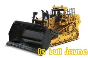 CATERPILLAR D11T CARRYDOZER