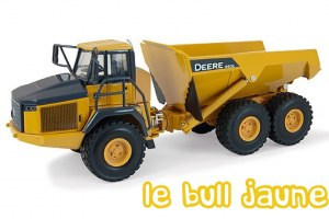 JOHN DEERE 460E
