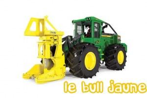 JOHN DEERE 843L