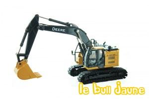 Pelle JOHN DEERE 345G
