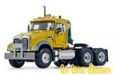 MACK GRANITE tracteur jaune