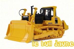 KOMATSU D 275-5 bull