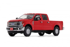 FORD F 250 Race Red