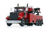 PETERBILT 367 dépanneuse rouge et noir