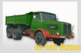 BÜSSING Commodore LS12_26 vert/rouge