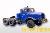 FAUN L908/SAT bleu
