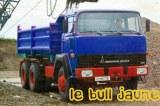 MAGIRUS 310D26 6x4 bleu