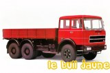 FIAT 697 6x4 rouge