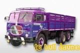 FIAT 690 6x4 benne bleu