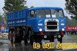 FIAT 690 8x4 bleu