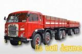 FIAT 690 + remorque rouge