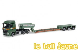MB Actros Max Wild