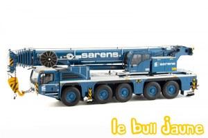 DEMAG AC220-5 Sarens