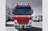 MB Actros Max Goll