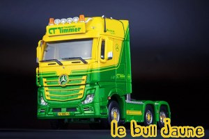 MB Actros CT Timmer