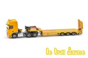 DAF Euro6 + Euroflex jaune