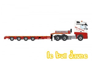 MB Actros 6x4 SE Levage