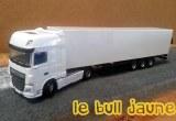 DAF XF106 SSC blanc