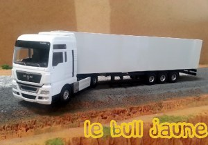 M.A.N TGX V8