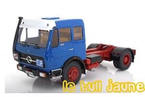 MB NG73 4x2 bleu 1/18°