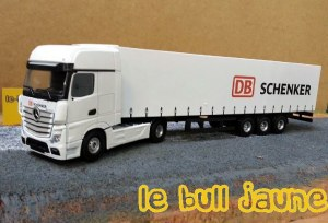 MERCEDES BENZ ACTROS MP04 SCHENKER