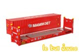 Container + Flatrack MAMMOET