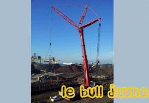 MAMMOET JIB LTM 1500