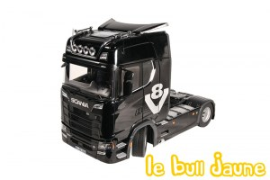 SCANIA V8 730S noir 1/18°